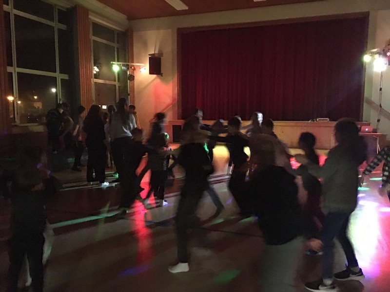 Kids und Teen Night